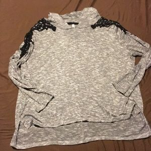 Women's knitted Hoodie Xl